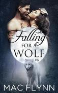 Falling For A Wolf #6 (BBW Werewolf Romance)