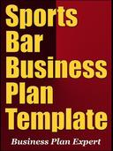 Sports Bar Business Plan Template (Including 6 Special Bonuses)