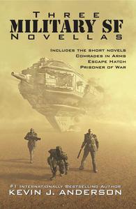 Three Military SF Novellas