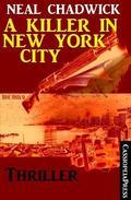 A Killer in New York: Thriller