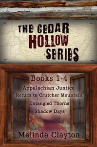 The Cedar Hollow Series:  Books 1-4
