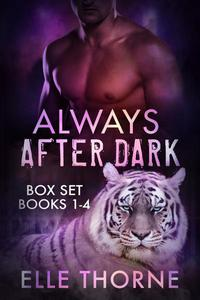 Always After Dark The Boxed Set Books 1-4