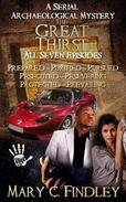 The Great Thirst Boxed Set: A Combined Edition Serial Archaeological Mystery