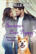 Summer Love Puppy