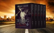 Serving Her (The Complete Series Box Set 1-5, Club Prive) (An Alpha Billionaire Romance)