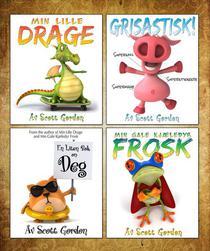 Fire Fantastiske Leggetid Historier for Barn 3-6