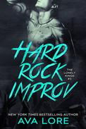 Hard Rock Improv (The Lonely Kings #3) (New Adult Romance)