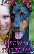 Doberman Tag Team BESTIALITY TABOO BESTIALITY DOG MENAGE ZOOPHILIA BAREBACK XXX DOG TYING KNOTTING