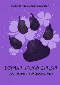 Yuma and Cala, The Puma Purring 1