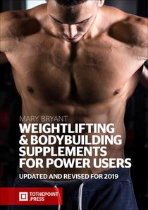 Weightlifting & Bodybuilding Supplements For Power Users
