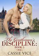The Gentleman's Discipline: Book 5