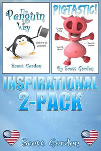 Inspirational 2-Pack: Pigtastic and The Penguin Way