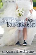 The Bride Wore Blue Sneakers