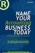 Name Your Accounting Business Today