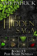 The Hidden Saga Box Set: Books 1-3 and Bonus Novella