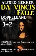 Doppelband - Leonardo und das Geheimnis der Villa Medici/Leonardo und die Verschwörer von Florenz: Da Vincis Fälle Band 1/2