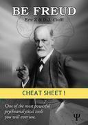 Be Freud Cheat Sheet