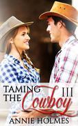Taming The Cowboy: 3