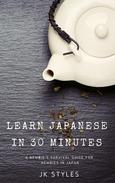 Learn Japanese in 30 Minutes