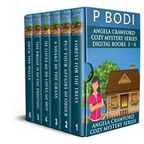 Angela Crawford Series Books 1-6