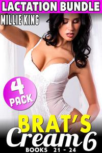 Brat's Cream 6 - Lactation Bundle - Books 21 - 24