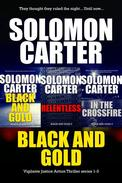 Black and Gold Vigilante Justice Action Thriller series books 1-3