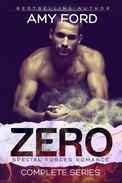 Zero Blood: A Special Forces Romance ( Book 1)