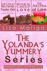 Boxed Set: The Yolanda's Yummery Series Books 1 to 3
