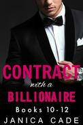 Contract with a Billionaire (Books 10-12)
