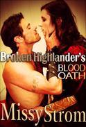 Broken Highlander's Blood Oath