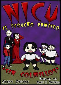 Nicu - el pequeño vampiro sin colmillos