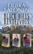 Black Hills Rendezvous Boxed Set: Volume 3 (Books 8-10)