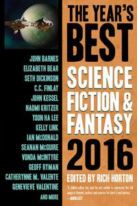 The Year's Best Science Fiction & Fantasy, 2016 Edition
