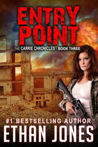 Entry Point: A Carrie Chronicles Spy Thriller