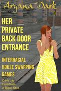 Her Private Back Door Entrance