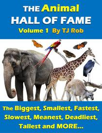 The Animal Hall of Fame - Volume 1