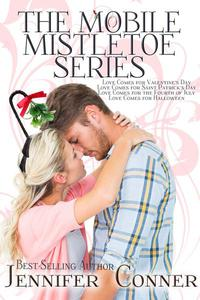 The Mobile Mistletoe Series (Books 1-4)
