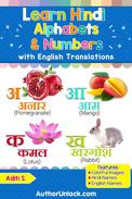 Learn Hindi Alphabets & Numbers
