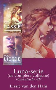 Luna-serie (de complete collectie) - romantische SF