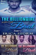 The Billionaire and the Brat Box Set