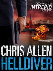 Helldiver: The Alex Morgan Interpol Spy Thriller Series (Intrepid 4)