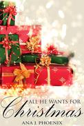 All He Wants for Christmas
