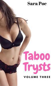 Taboo Trysts Volume Three