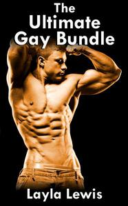 The Ultimate Gay Bundle (an anthology of 13 gay BDSM and group short stories)