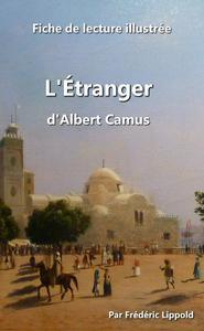 Fiche de lecture illustrée - L'Étranger, d'Albert Camus