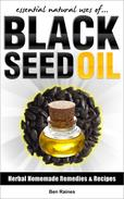 Essential Natural Uses Of....BLACK SEED OIL