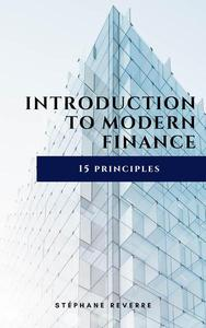 Introduction to Modern Finance: 15 Principles
