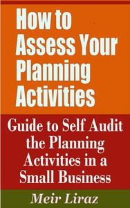 How to Assess Your Planning Activities: Guide to Self Audit the Planning Activities in a Small Business