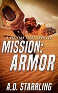 Mission:Armor (A Division Eight Thriller)
