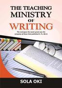The Teaching Ministry Of Writing
